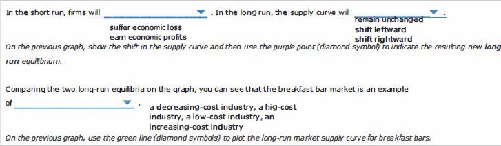 decreasing cost industry example