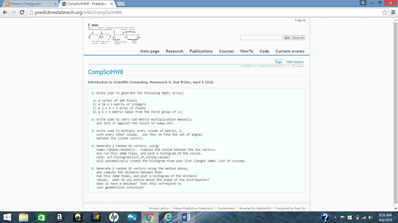 using Python) Write Code To Multiply Every Column    | Chegg com