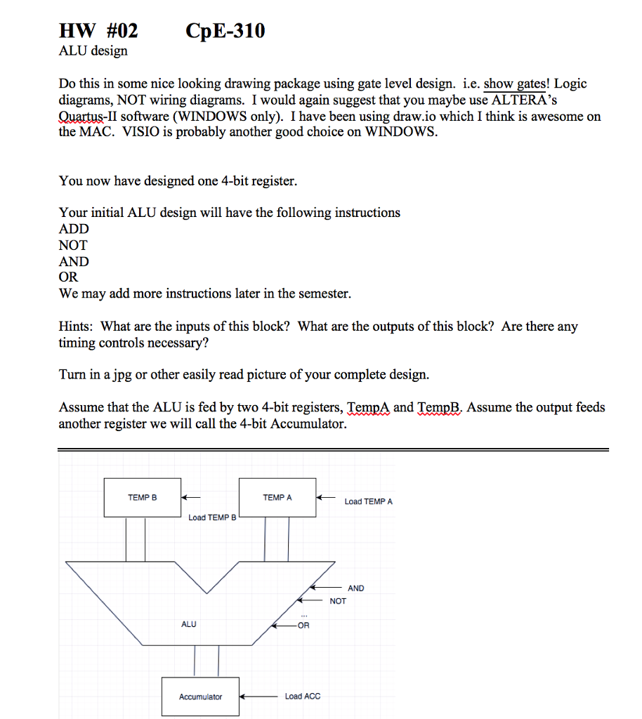 If You Could Do Just One Instruction For An Exampl ...  Lvl Wiring Diagram on