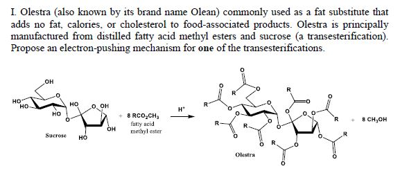 5aa6d1624 I Olestra (also known by its brand name Olean) commonly used as a fat