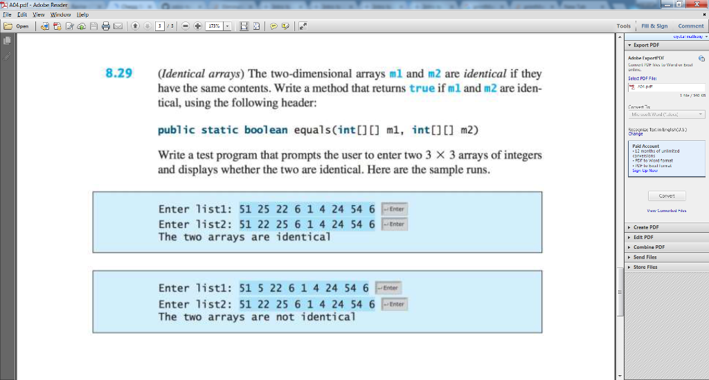 Solved: Design And Implement A Java Program For Programmin
