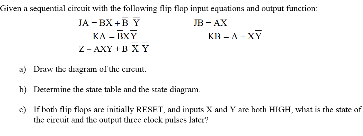 sequential circuits questions and answers pdf