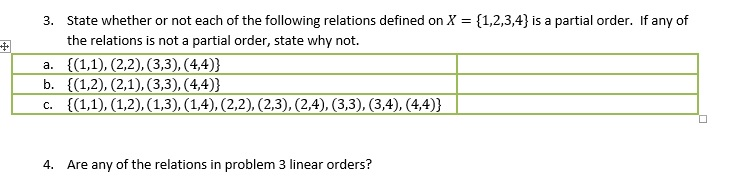 state whether each of the following Order answer: game theory is there a dominant strategy for either of the two agents.