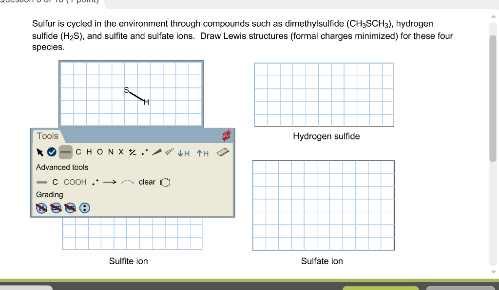 Solved: Sulfur Is Cycled In The Environment Through Compou ...