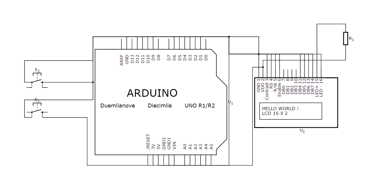 Solved: I Want To Create On Proteus With Arduino Uno Or At