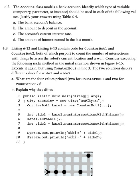 Solved: Learning To Program With Robots: Java The Link For
