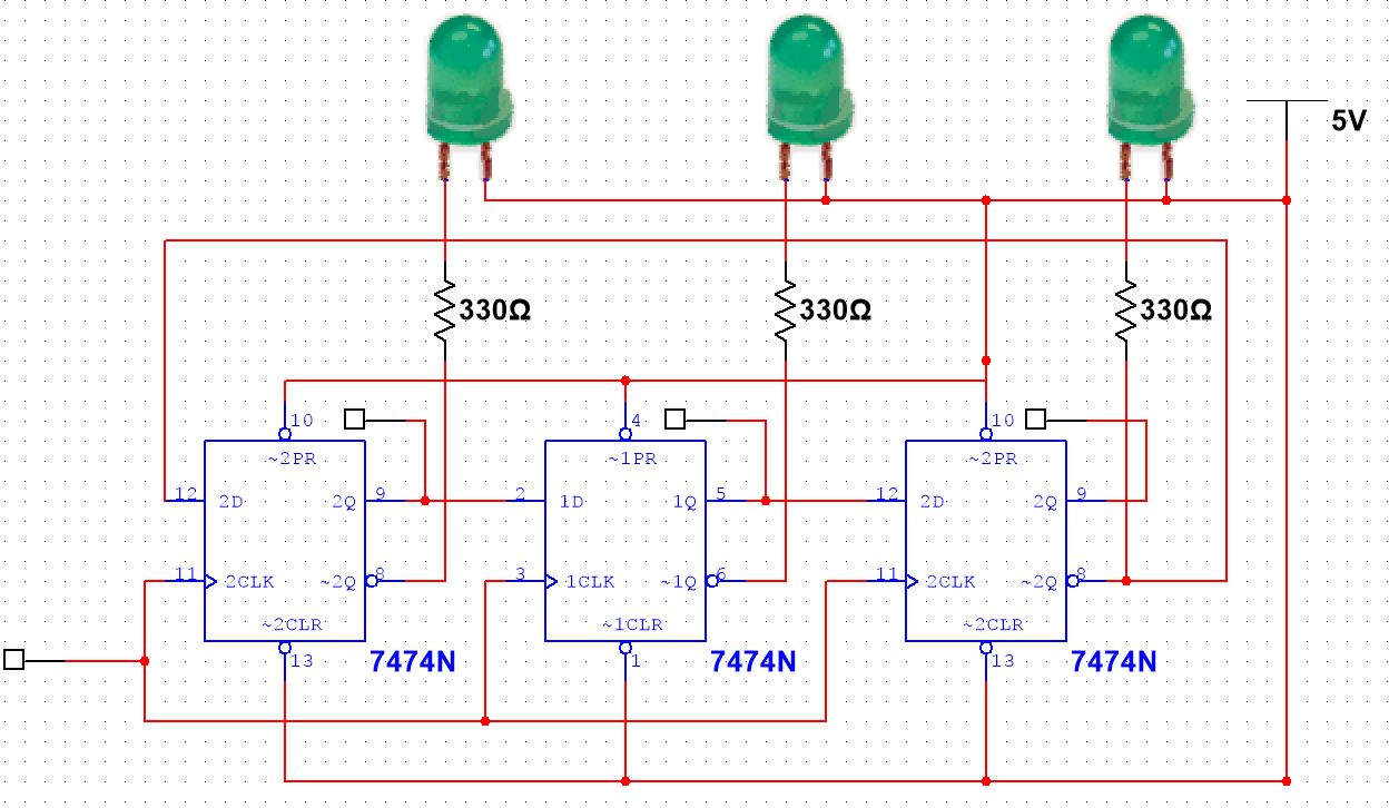 In The Multisim Schematic Below Is A Circuit For D Electronic Dice Wiring Diagrams Figure Above Encodermsms11