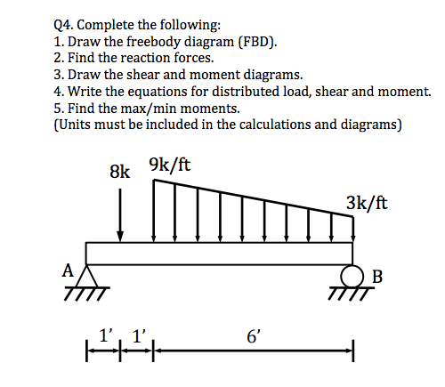 Fbd diagram calculator search for wiring diagrams solved complete the following 1 draw the freebody diagr rh chegg com free body diagram calculator kinetic diagram ccuart Images