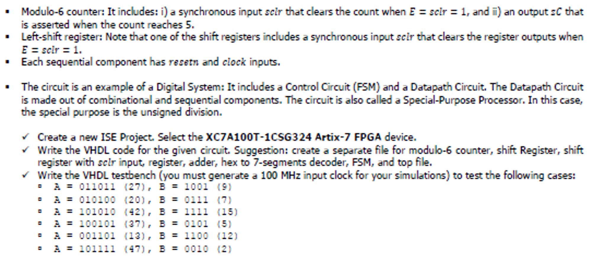 Describe Finite State Machines (FSMs) In VHDL  Imp