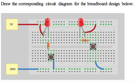 Incredible Solved Draw The Corresponding Circuit Diagram For The Bre Wiring Digital Resources Remcakbiperorg