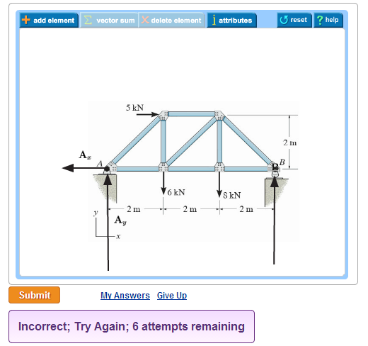solved draw the free body diagram for the truss a is a p rh chegg com truss body diagram free body diagram truss bridge