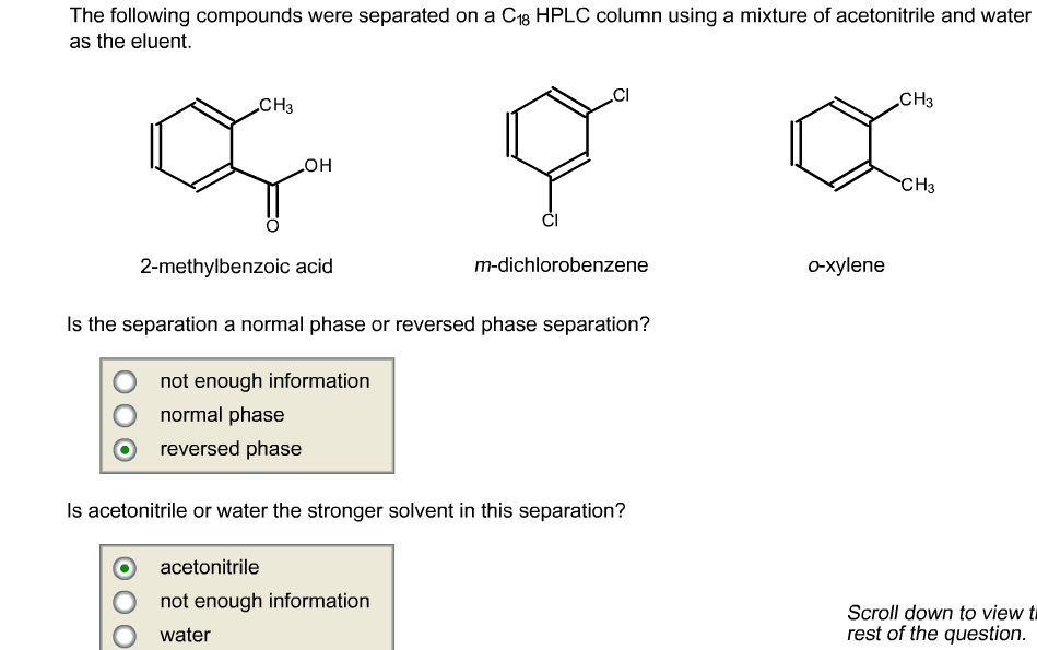phase separation solution the china question Distillation in china could have begun during  b in the gas phase (as distillation  k of crystallization on separation factor α of distillation.