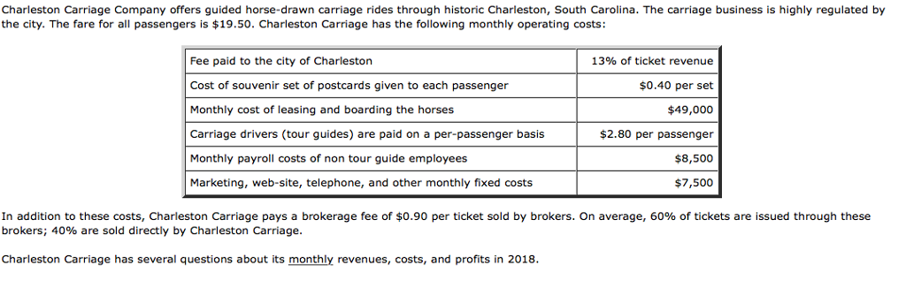 Other math archive february 06 2018 chegg charleston carriage company offers guided horse drawn carriage rides through historic charleston south carolina malvernweather Images