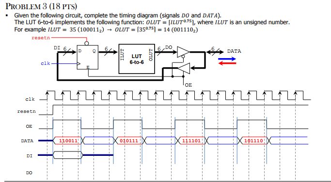 solved problem 3 (18 pts) given the following circuit 350 chevy engine wiring  diagram 350 clk electrical wiring diagram