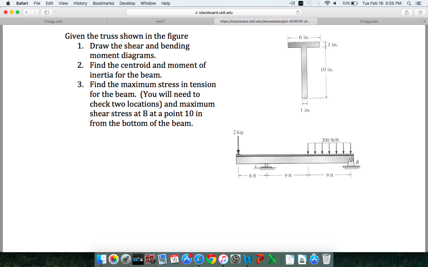 Solved Given The Truss Shown In Figure Draw Shear Find And Bending Moment Diagrams Cheggcom