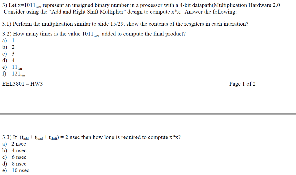 Solved I Need Help With This Question From Chapter 3 Comp Chegg Com