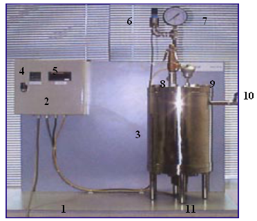 marcet boiler experiment Td1006 saturated steam – the marcet boiler description the td1006 marcet boiler is a simple experiment to show the relationship between pressure and temperature for.