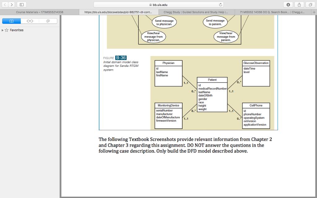 Build A Dfd Data Flow Diagram Model For Sandia M Chegg