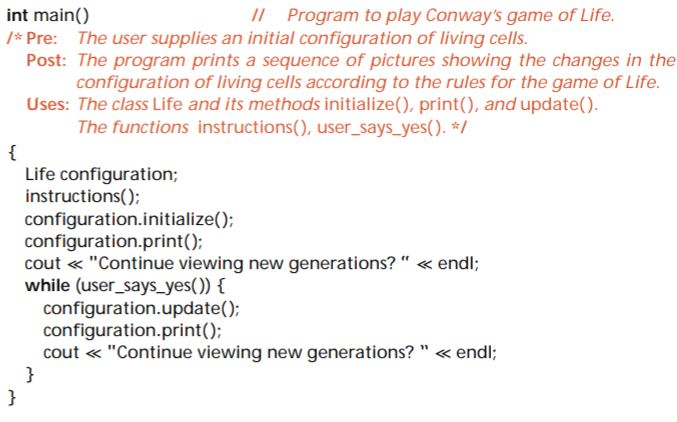 The Original Source Code Of The Game Of Life Progr