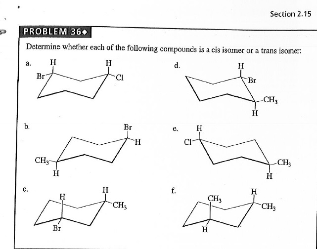 Determine Whether Each Of The Following Compounds