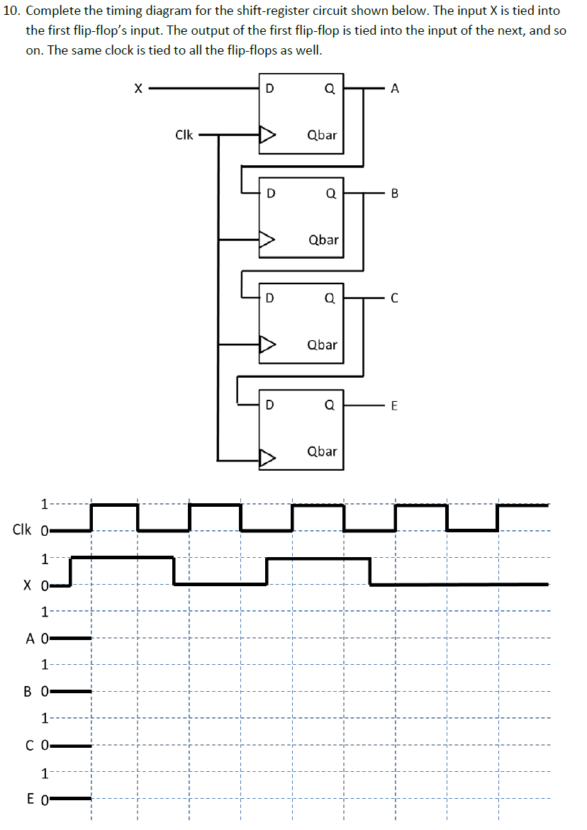 Tremendous Shift Register The Complete Circuit Diagram Is As Shown Below Wiring Digital Resources Otenewoestevosnl