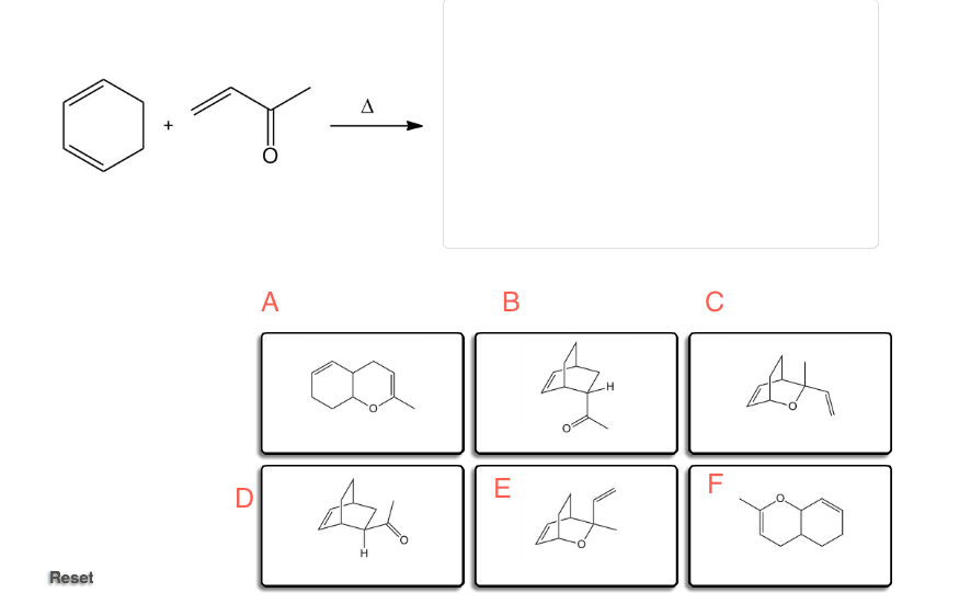 Determine The Major Product S Of The Diels Alder