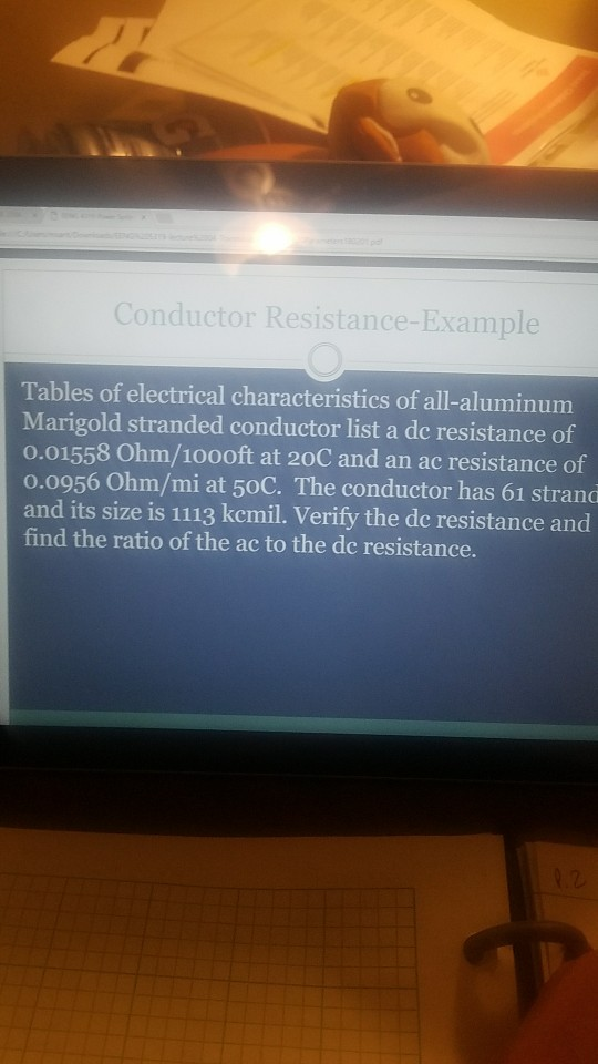 Solved tables of electrical characteristics of all alumin conductor resistance example tables of electrical characteristics of all aluminum marigold stranded conductor list keyboard keysfo Images