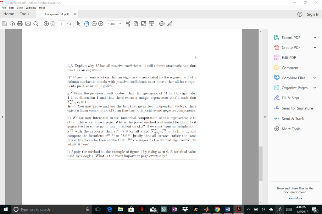 Statistics and probability archive november 05 2017 chegg adobe acrobat reader dc file edit view window help home tools assignment4pdfx sign in 100 s export pdf create pdf d edit pdf comment figure 1 fandeluxe Gallery