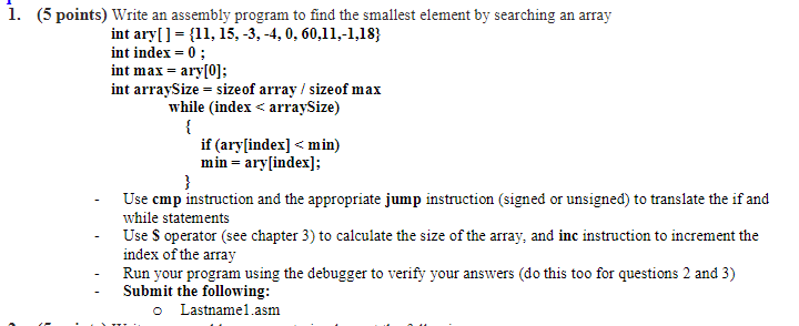 Web siteweb site examplesexamples assembly language for intel.