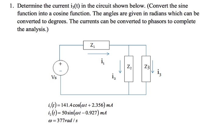 media%2Fa26%2Fa260417c 2e81 47a6 93e7 79d70008e3fe%2Fimage - Using phasor techniques solve for the voltage v(t) in the circuit shown here. is(t)=10 cos2t A