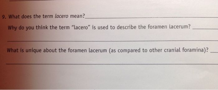 what does term out mean