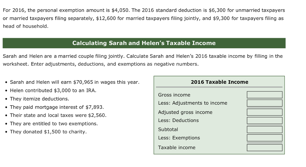 Solved The Irs Allows You To Reduce Your Adjusted Gross I