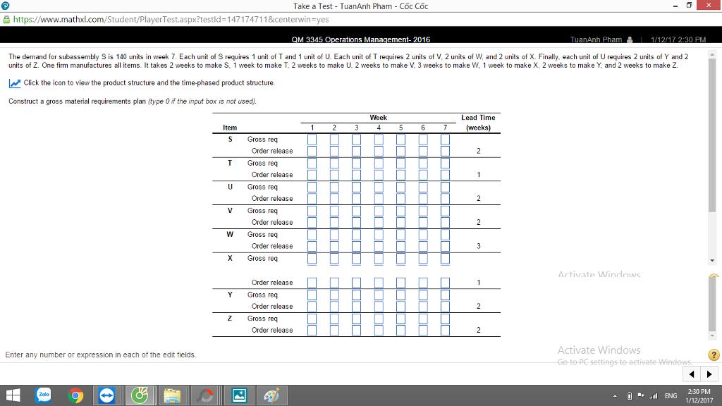 Solved: Take A Test TuanAnh Pham Coc Coc E Https://www.mat ...