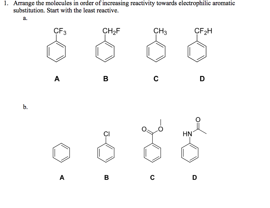 electrophilic aromatic substitution 2 essay In this experiment electrophilic aromatic substitution reactions are used to synthesize several triarylmethane and xanthene dyes (fluorescein, erythrosin b, thymolphthalein electrophilic aromatic substitution essay example for.