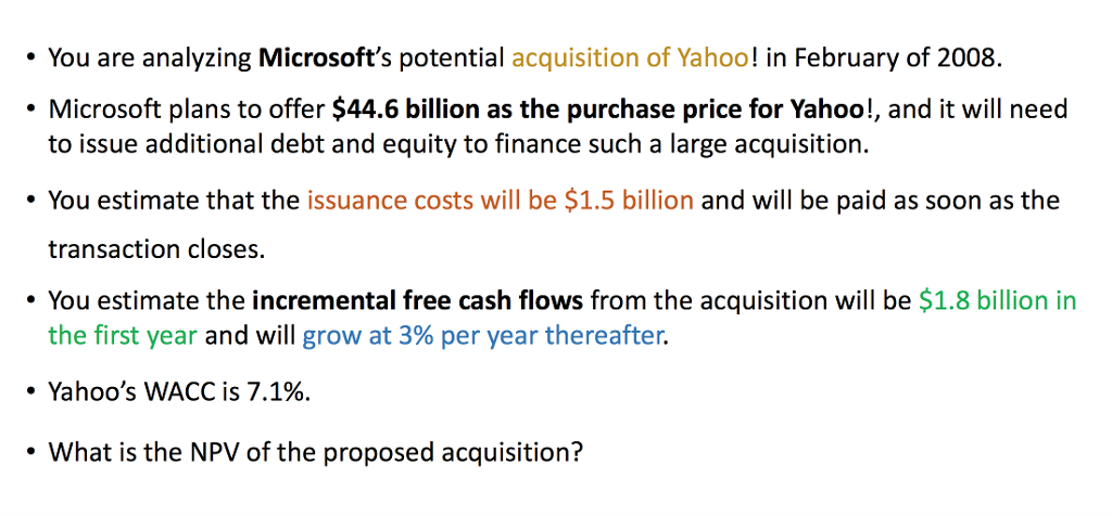 solved you are analyzing microsoft s potential acquisitio