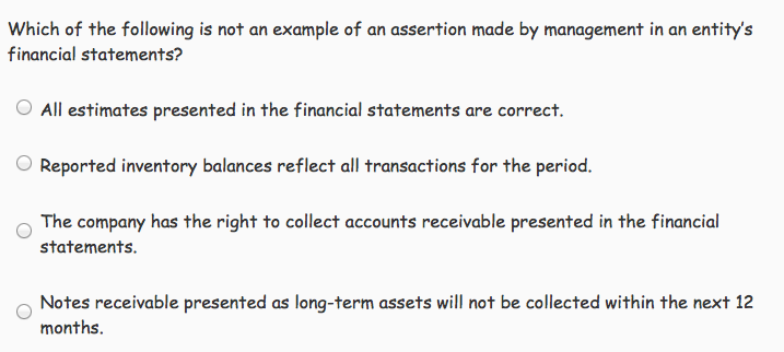 management and following statements Securities and exchange commission  commission statement about management's discussion and analysis of financial  management should consider the following.