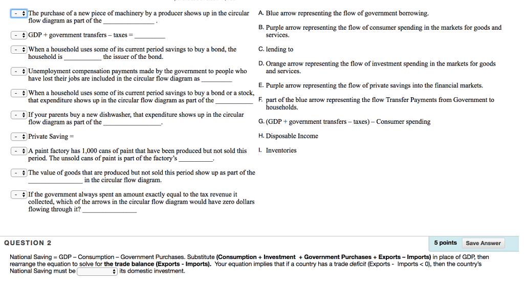 Solved Question 1 10 Points Save Answer Refer To The Circ