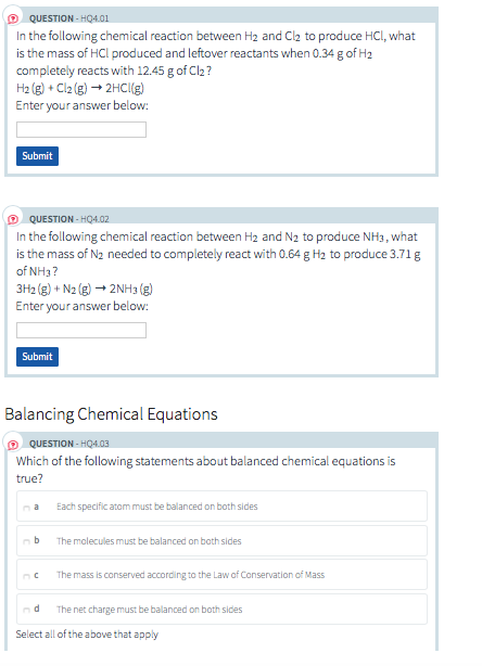 Klein organic chemistry test bank ebook coupon codes image chemistry archive september 30 2017 chegg question in the following chemical reaction between h2 and cl2 fandeluxe Gallery