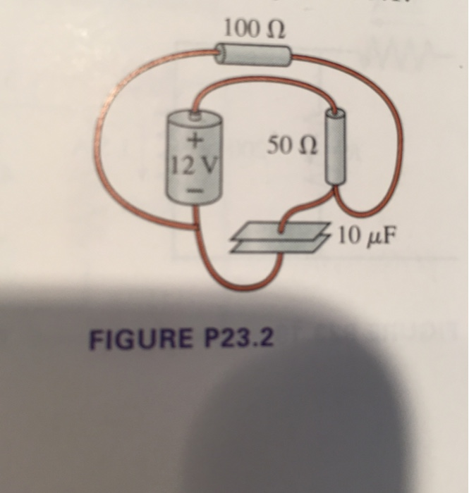 Solved: Draw A Circuit Diagram For The Circuit Of Figure P ...