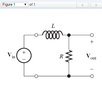 Solved Consider The Circuit Diagram Of A First Order Rl L