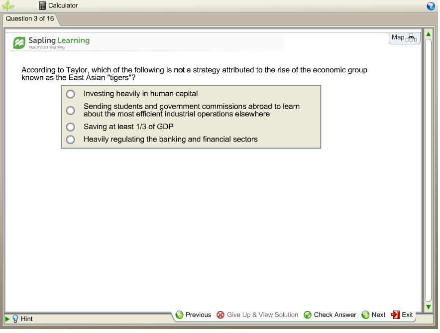 Economics archive april 23 2017 chegg calculator question 3 of 16 map sapling learning macmillan earning according to taylor which of fandeluxe Images
