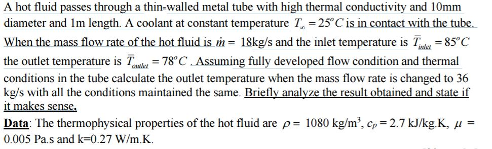 tube metal temperature