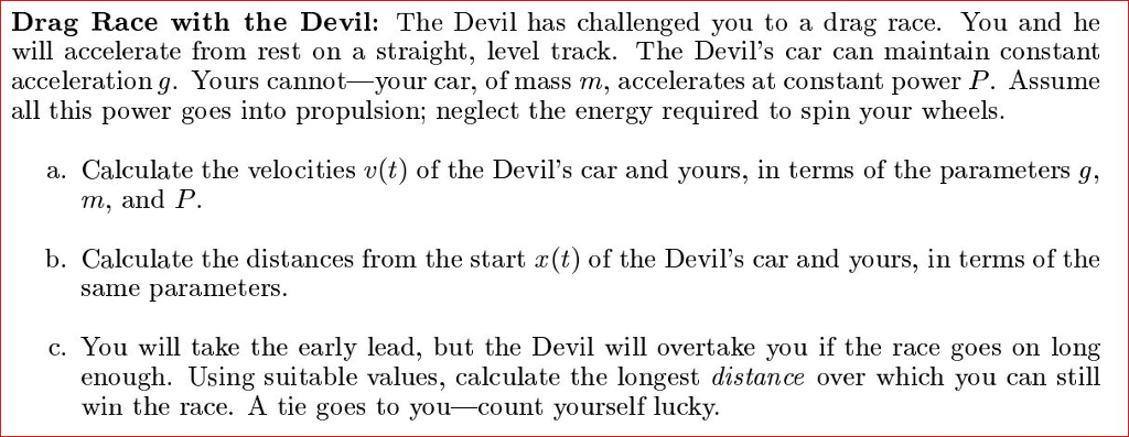 Adn the Devil Will Drag You Under