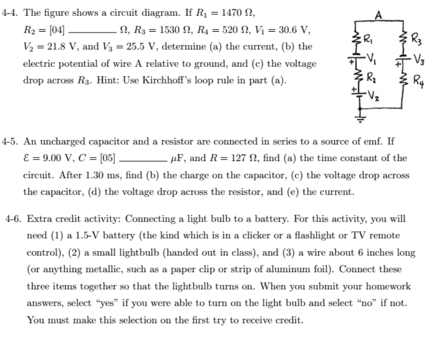 04 r1 wiring diagram solved each answer has three sig figs accuracy is import  answer has three sig figs accuracy