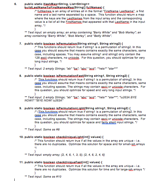 Solved: 1. Public Static Void Ther ArrayList Integer> Valu ...