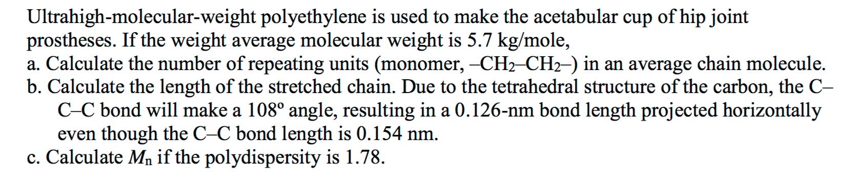 high molecular weight polyethylene essay #healthy essay about healthy ultra high molecular weight polyethylene synthesis essay laerd dissertation purposive sampling in quantitative research narrative.