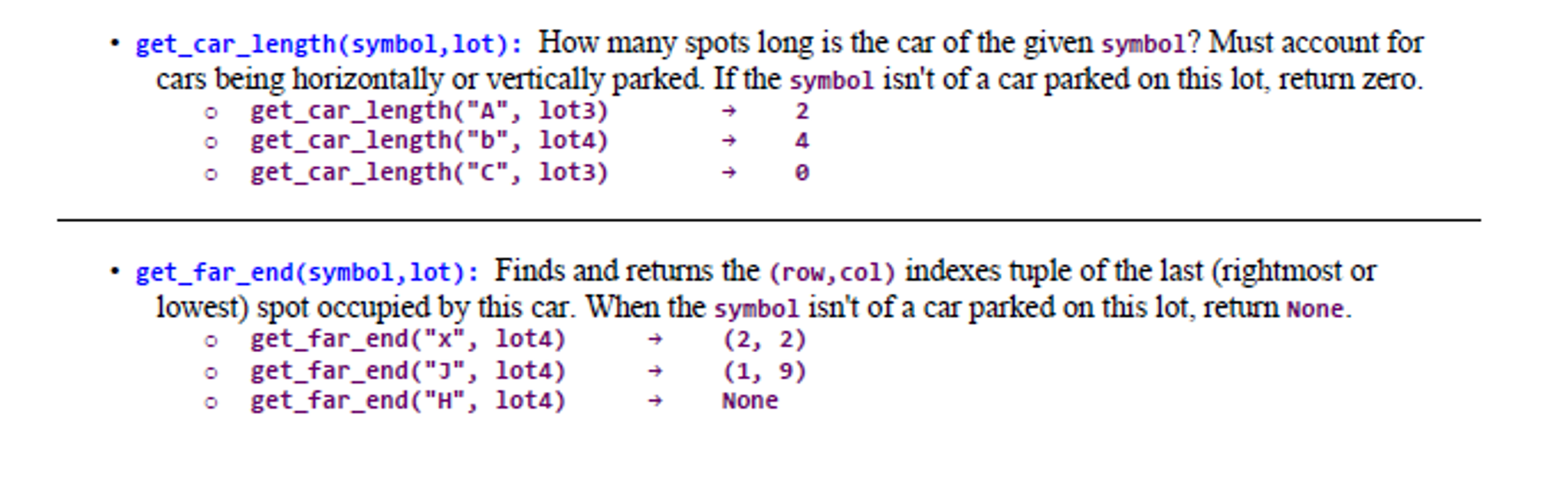The Question Isnt How Much Homework Its >> Question 4 Define The Following 2 Functions In Py Chegg Com