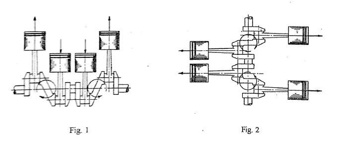 two designs of 4 cylinder engines are shown fig 1 chegg com 1999 mitsubishi galant engine diagram two designs of 4 cylinder engines are shown fig 1 represents an in line engine, fig 2 shows a drawing of a flat 4 cylinder engine