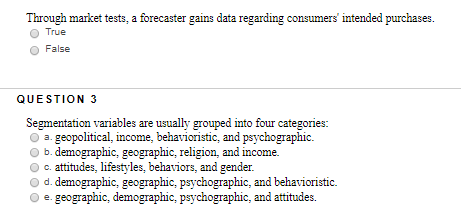 behavioristic market segmentation