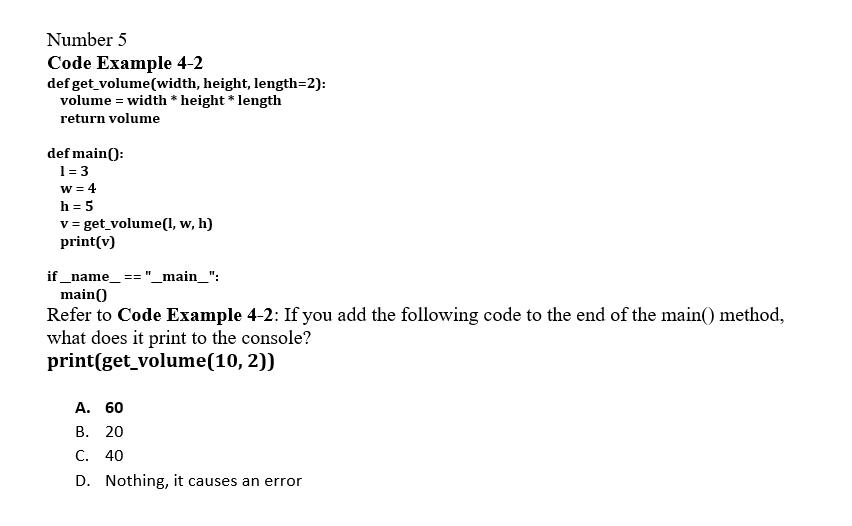 Python Programming Code Examples